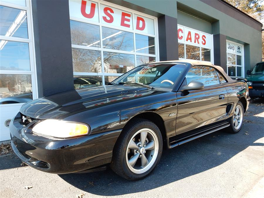 1996 ford mustang gt in milford ct used cars for sale on. Black Bedroom Furniture Sets. Home Design Ideas