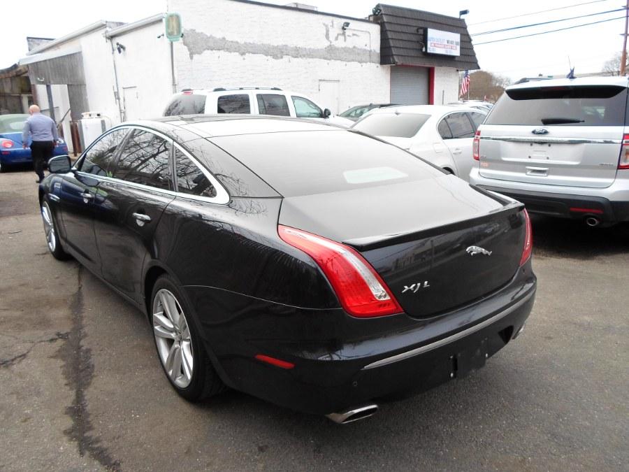 2012 Jaguar Xjl Black Adelphi Trade Llc