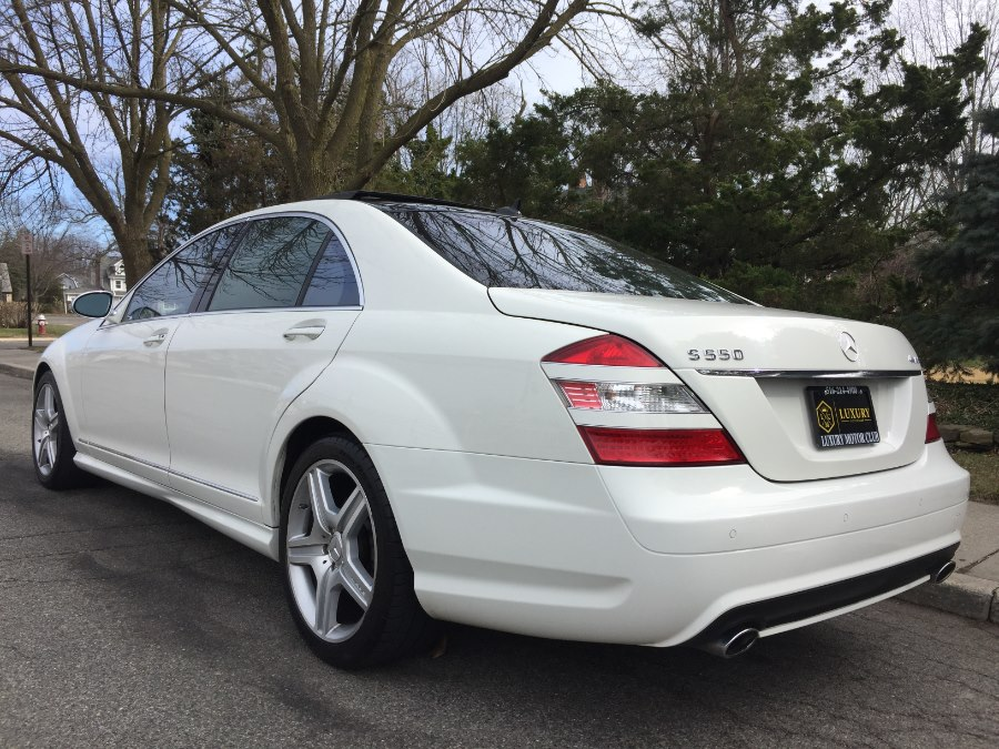 2009 mercedes benz s class arctic white luxury motor club for 2009 mercedes benz s class s550 4matic