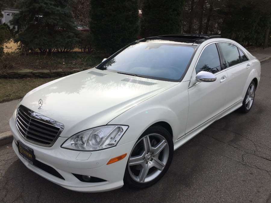 2009 mercedes benz s class arctic white luxury motor club for 2009 mercedes benz s550 price