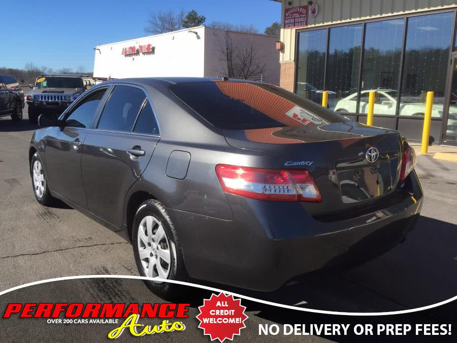 2010 toyota camry magnetic gray metallic performance. Black Bedroom Furniture Sets. Home Design Ideas