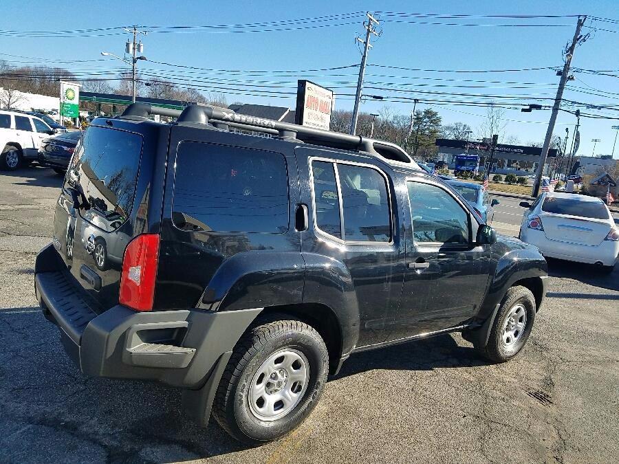 2007 Nissan Xterra Black Huntington Auto Mall