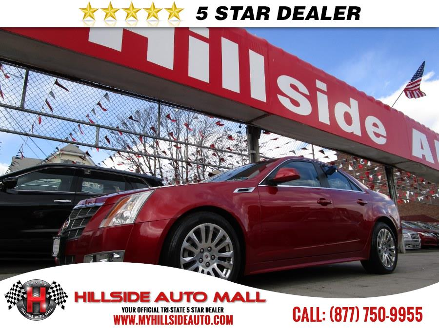 2011 Cadillac CTS Sedan 4dr Sdn 30L Performance AWD Hi folks thank you for taking the time out of