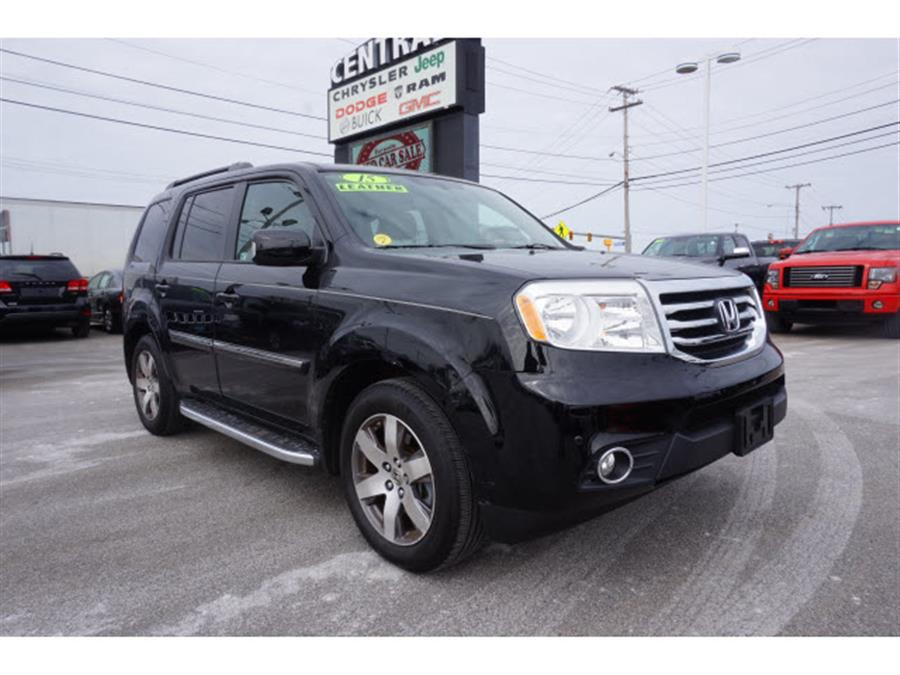 2015 honda pilot touring 4wd 5 spd at with dvd with autos post. Black Bedroom Furniture Sets. Home Design Ideas