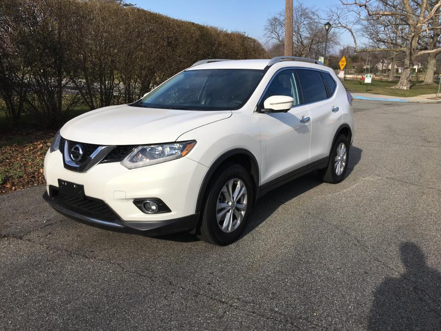 2014 Nissan Rogue Features >> 2014 Nissan Rogue - White - Carmoney Auto Sales