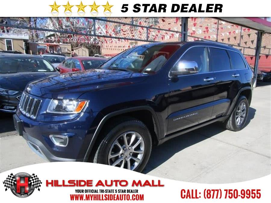 2014 Jeep Grand Cherokee 4WD 4dr Limited Hi folks thank you for taking the time out of your busy d