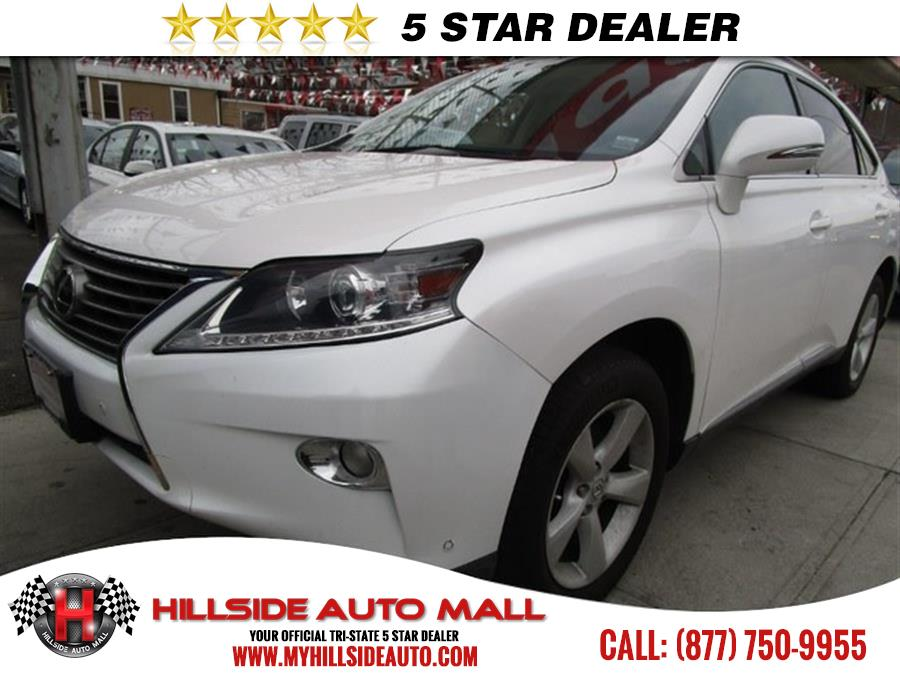 2013 Lexus RX 350 AWD 4dr F Sport Hi folks thank you for taking the time out of your busy day and