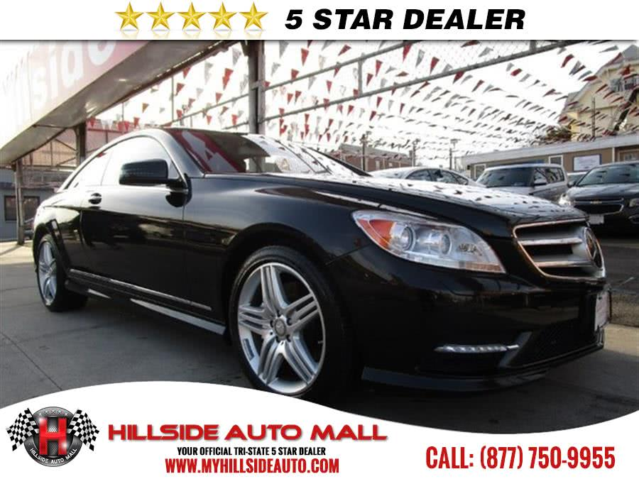 2014 MERCEDES CL-Class 2dr Cpe CL 550 4MATIC Hi folks thank you for taking the time out of your bu