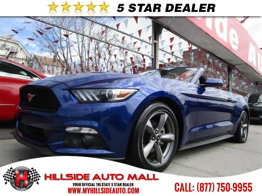 2016 Ford Mustang 2dr Conv V6 Hi folks thank you for taking the time out of your busy day and look