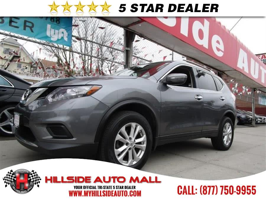2014 Nissan Rogue AWD 4dr SV Hillside Auto Mall is the car shopping destination for Long Island Q