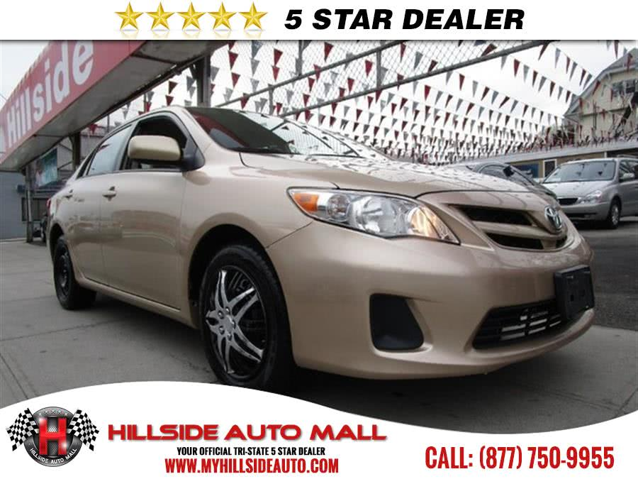 2012 Toyota Corolla 4dr Sdn Auto S Natl Hi folks thank you for taking the time out of your busy