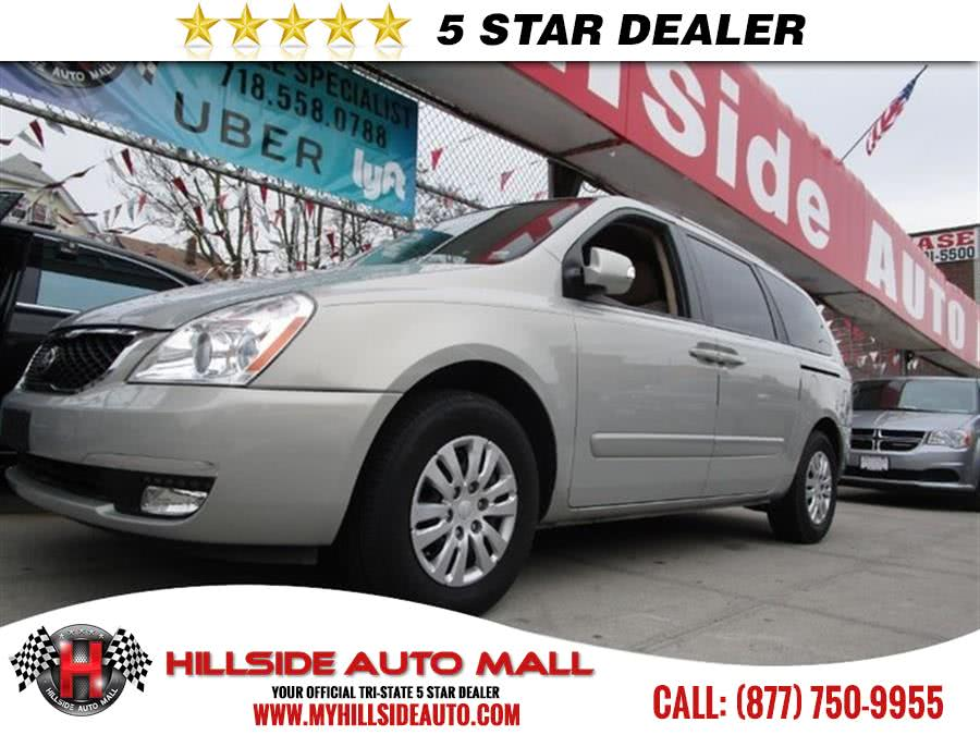 2014 Kia Sedona 4dr Wgn LX Hillside Auto Mall is the car shopping destination for Long Island Que