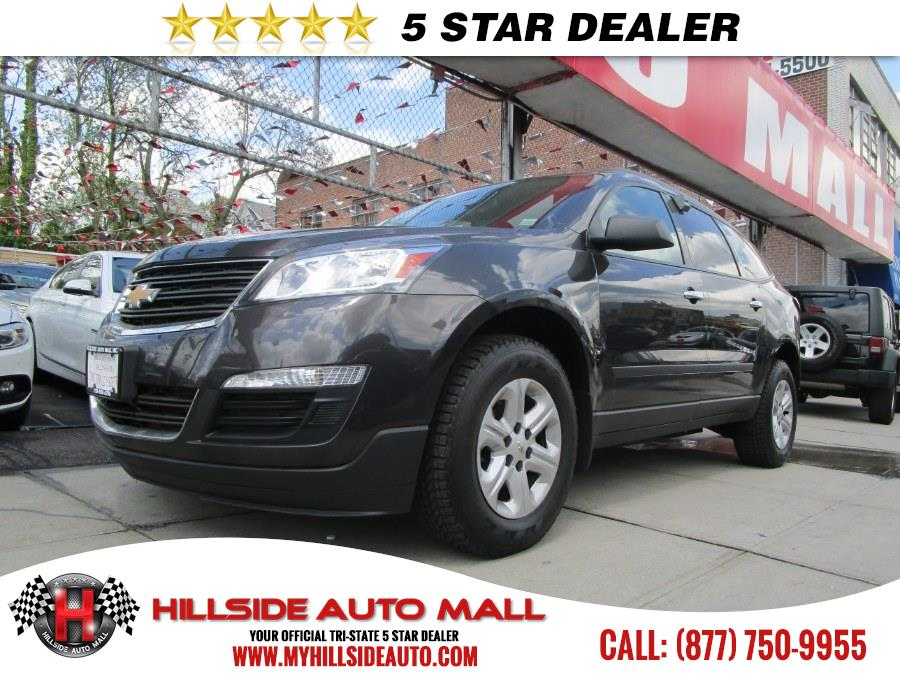 2015 Chevrolet Traverse AWD 4dr LS Hi folks thank you for taking the time out of your busy day and
