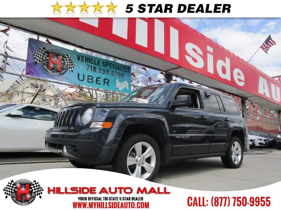 2014 Jeep Patriot 4WD 4dr Limited Hi folks thank you for taking the time out of your busy day and