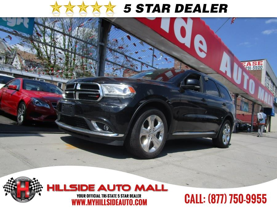 2014 Dodge Durango AWD 4dr Limited Hi folks thank you for taking the time out of your busy day and