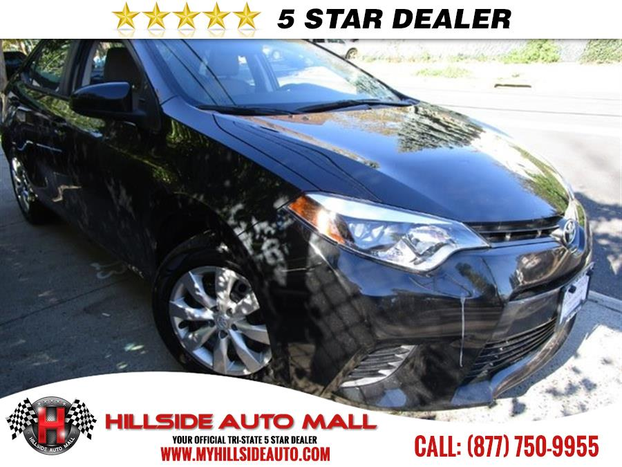 2015 Toyota Corolla 4dr Sdn CVT LE Natl Hi folks thank you for taking the time out of your busy
