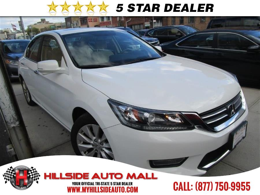 2014 Honda Accord Sedan 4dr I4 CVT EX Hi folks thank you for taking the time out of your busy day