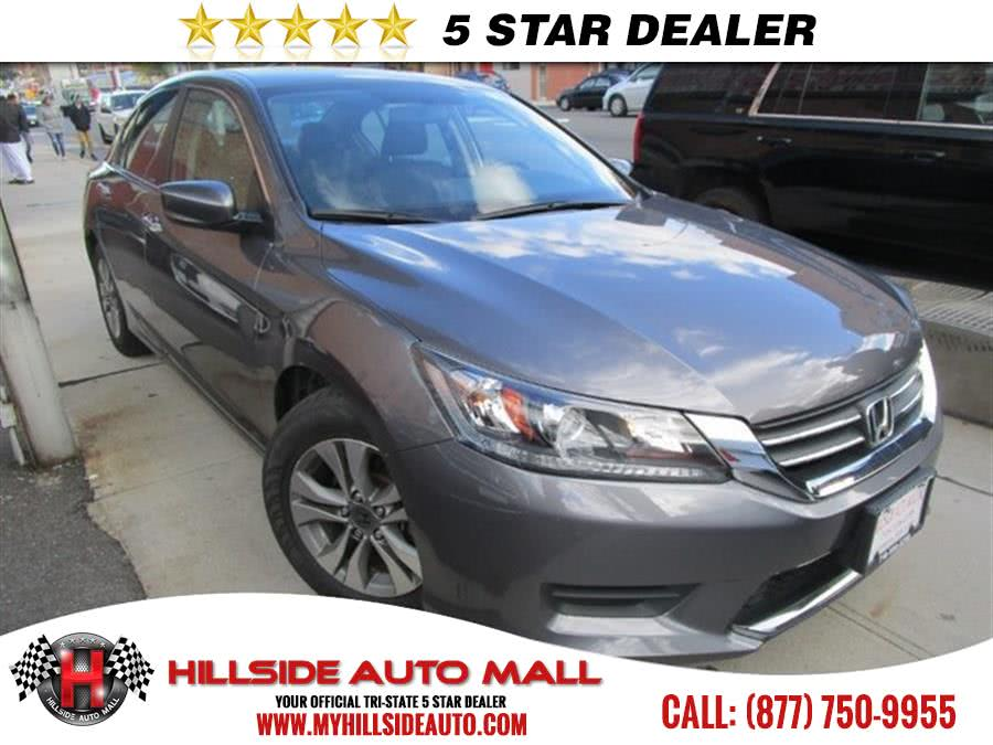 2014 Honda Accord Sedan 4dr I4 CVT LX Hi folks thank you for taking the time out of your busy day