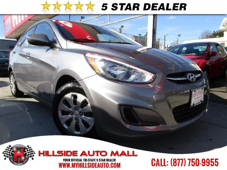2015 Hyundai Accent 4dr Sdn Auto GLS Hi folks thank you for taking the time out of your busy day a