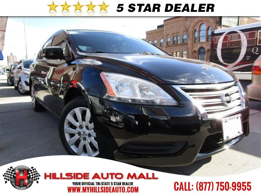 2013 Nissan Sentra 4dr Sdn I4 CVT SV Hi folks thank you for taking the time out of your busy day a
