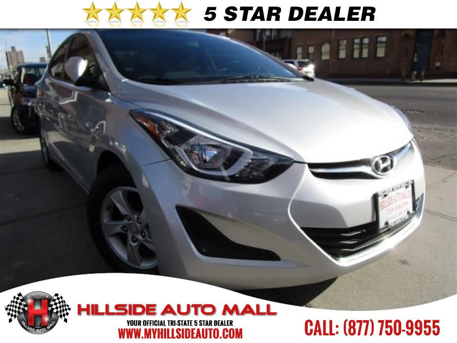 2015 Hyundai Elantra 4dr Sdn Auto SE Alabama Plant Hi folks thank you for taking the time out of