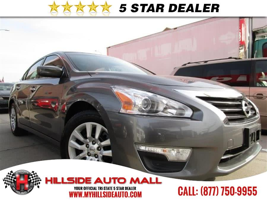 2015 Nissan Altima 4dr Sdn I4 25 SV Hi folks thank you for taking the time out of your busy day a