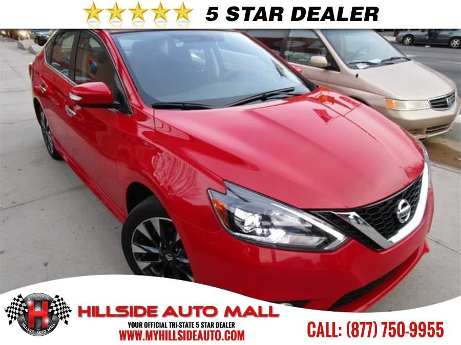 2016 Nissan Sentra 4dr Sdn I4 CVT S Hi folks thank you for taking the time out of your busy day an