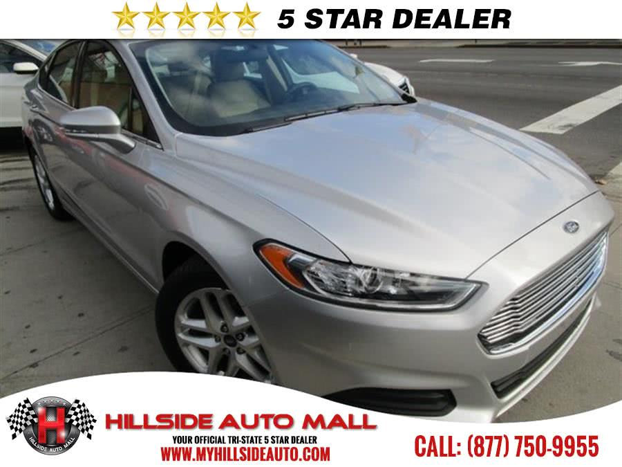 2016 Ford Fusion 4dr Sdn SE FWD Hi folks thank you for taking the time out of your busy day and lo