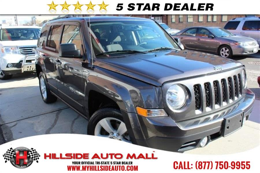 2016 Jeep Patriot 4WD 4dr Latitude Hi folks thank you for taking the time out of your busy day and
