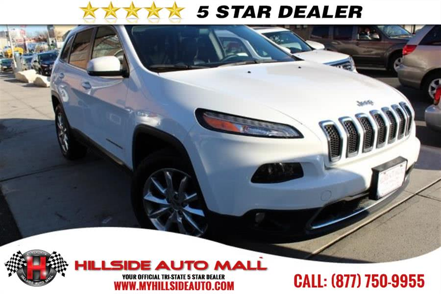 2014 Jeep Cherokee 4WD 4dr Limited Hi folks thank you for taking the time out of your busy day and