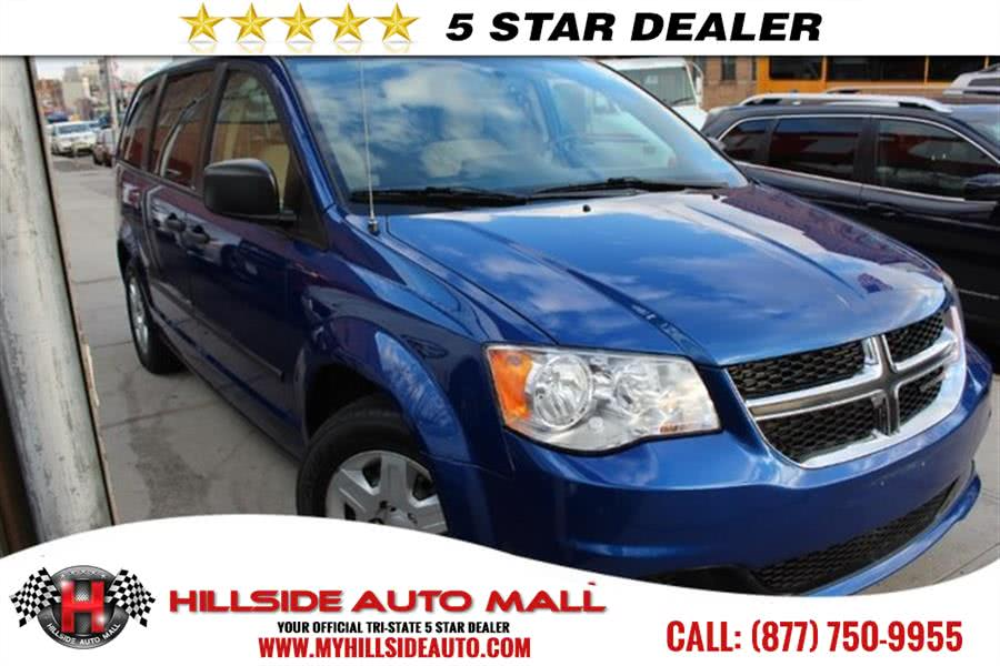 2013 Dodge Grand Caravan 4dr Wgn SE Hi folks thank you for taking the time out of your busy day an