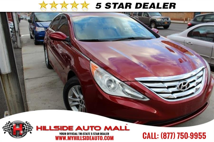 2013 Hyundai Sonata 4dr Sdn 24L Auto GLS PZEV Ltd Avail Hi folks thank you for taking the time