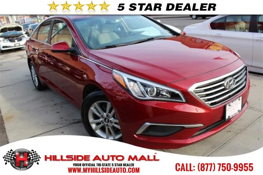 2016 Hyundai Sonata 4dr Sdn 24L SE Hi folks thank you for taking the time out of your busy day an