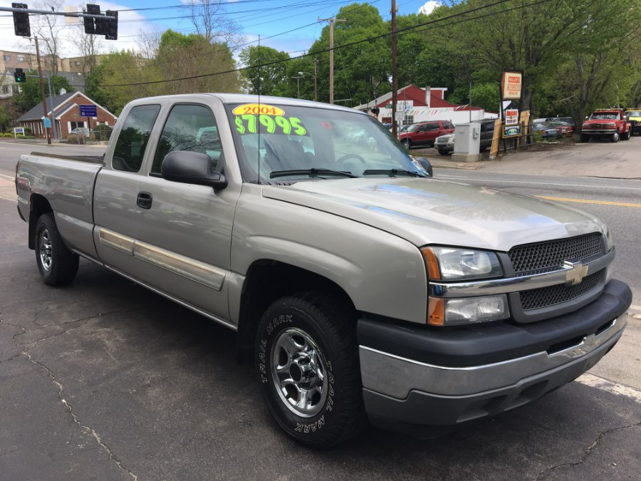 2004 chevrolet silverado 1500 work truck in east weymouth ma used cars for sale on. Black Bedroom Furniture Sets. Home Design Ideas