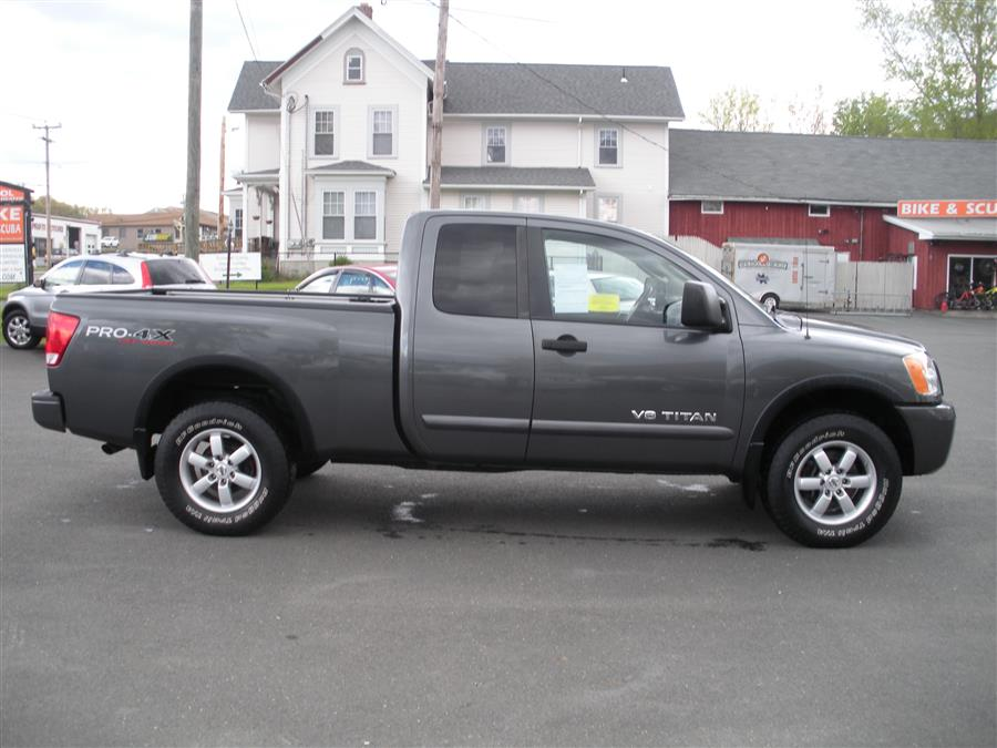 2008 nissan titan xe in southwick ma used cars for sale on. Black Bedroom Furniture Sets. Home Design Ideas