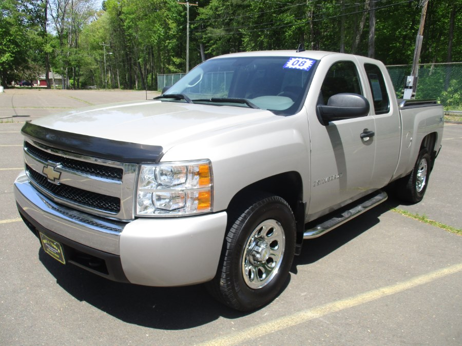 2008 chevrolet silverado 1500 work truck in hartford ct used cars for sale on. Black Bedroom Furniture Sets. Home Design Ideas