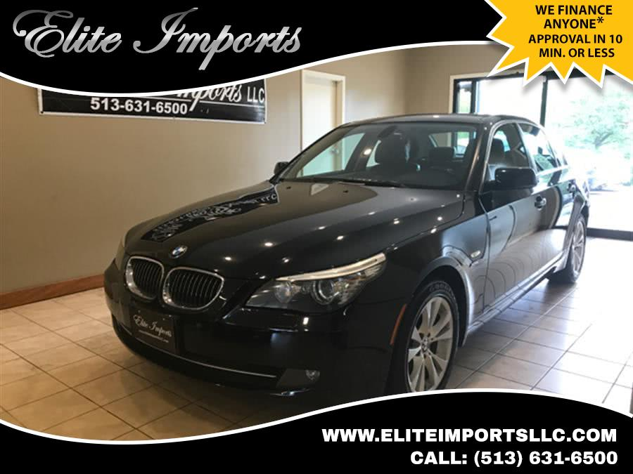 2010 bmw 5 series 535xi in cincinnati oh used cars for. Black Bedroom Furniture Sets. Home Design Ideas
