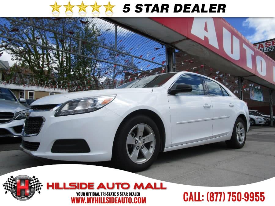 2015 Chevrolet Malibu 4dr Sdn LS w1FL Hi folks thank you for taking the time out of your busy day
