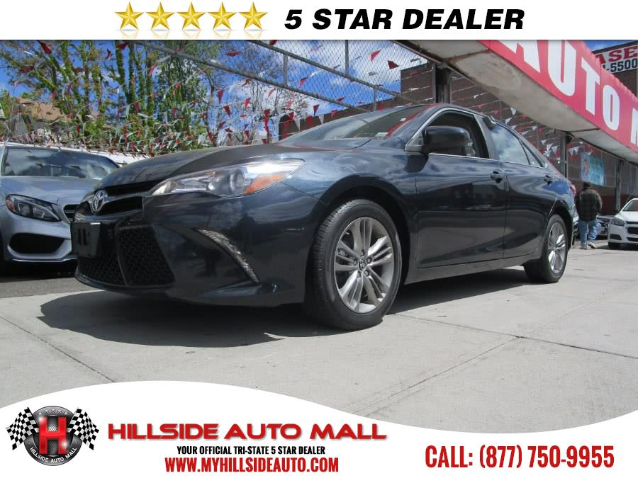 2015 Toyota Camry 4dr Sdn I4 Auto SE Natl Hi folks thank you for taking the time out of your bus