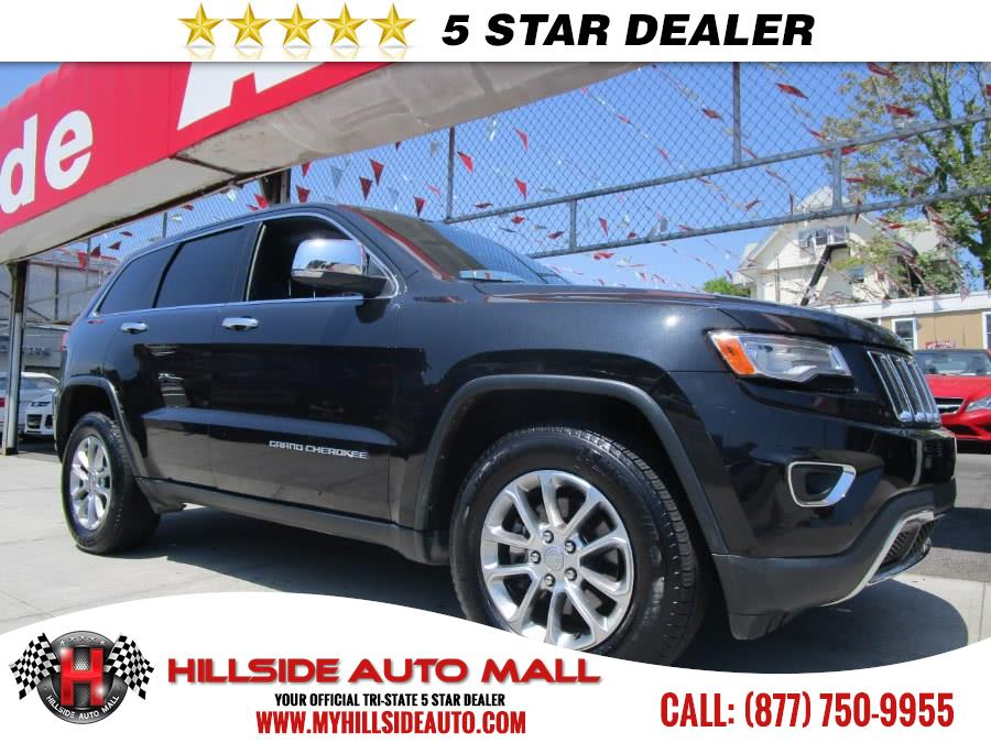 2015 Jeep Grand Cherokee 4WD 4dr Limited Hi folks thank you for taking the time out of your busy d