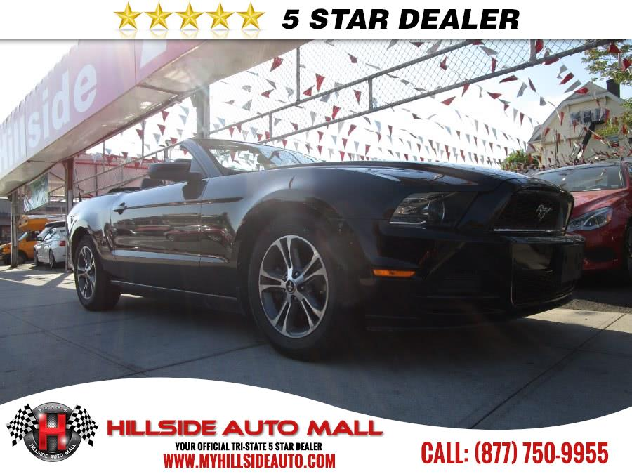 2014 Ford Mustang 2dr Conv V6 Hi folks thank you for taking the time out of your busy day and look
