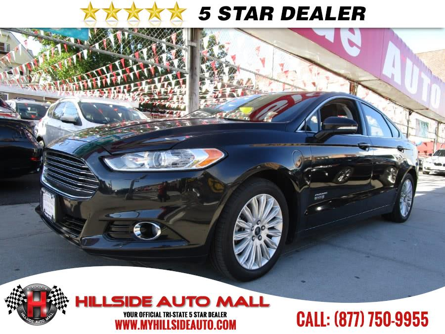 2014 Ford Fusion Energi 4dr Sdn Titanium Hi folks thank you for taking the time out of your busy d