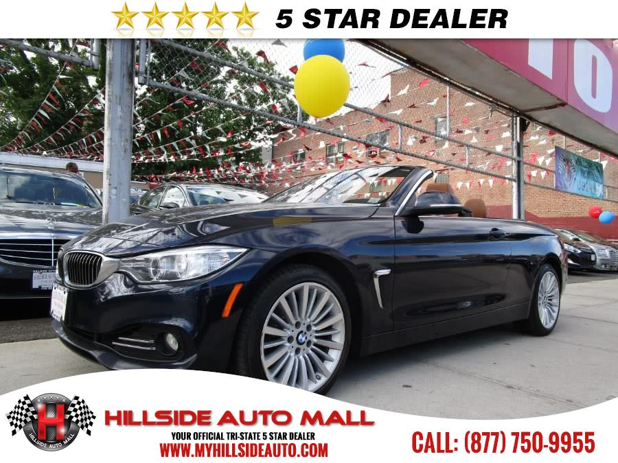 2014 BMW 4 Series 2dr Conv 428i xDrive AWD SULEV Hillside Auto Mall is the car shopping destinatio