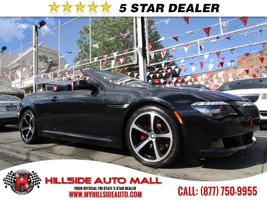 2008 BMW 6 Series 2dr Conv 650i Hi folks thank you for taking the time out of your busy day and lo
