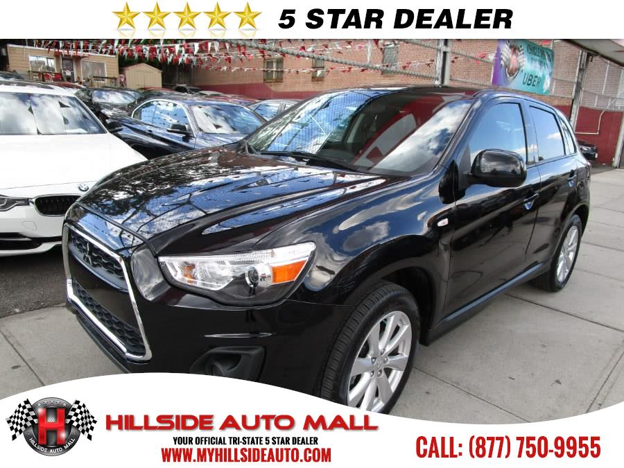 2015 Mitsubishi Outlander Sport 2WD 4dr CVT ES Hi folks thank you for taking the time out of your