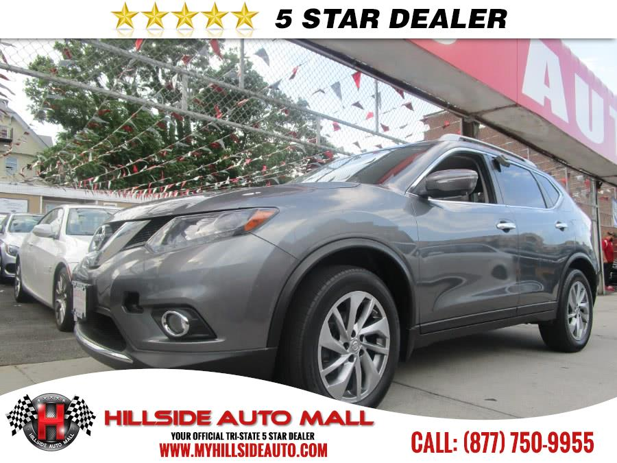 2015 Nissan Rogue AWD 4dr SL Hi folks thank you for taking the time out of your busy day and looki