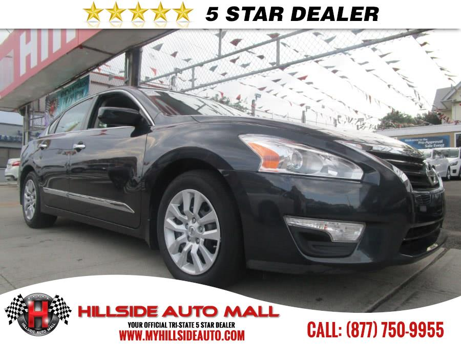 2015 Nissan Altima 4dr Sdn I4 25 SV Hillside Auto Mall is the car shopping destination for Long I