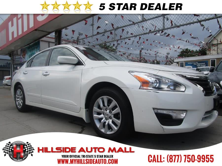 2015 Nissan Altima 4dr Sdn I4 25 S Hillside Auto Mall is the car shopping destination for Long Is