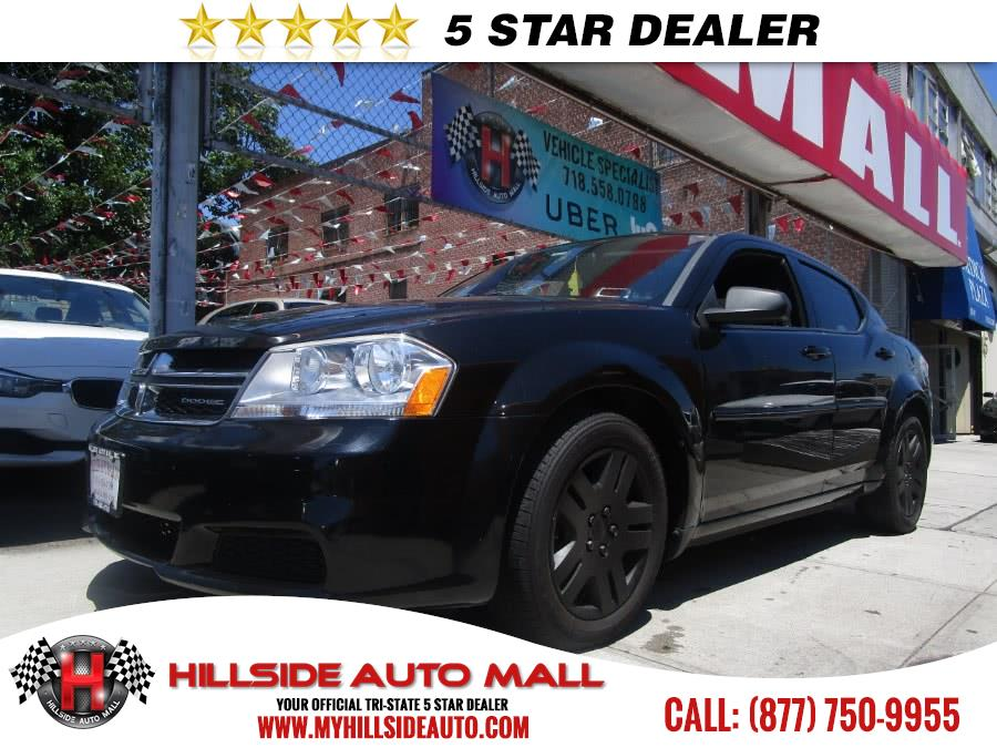 2012 Dodge Avenger 4dr Sdn SE Hi folks thank you for taking the time out of your busy day and look