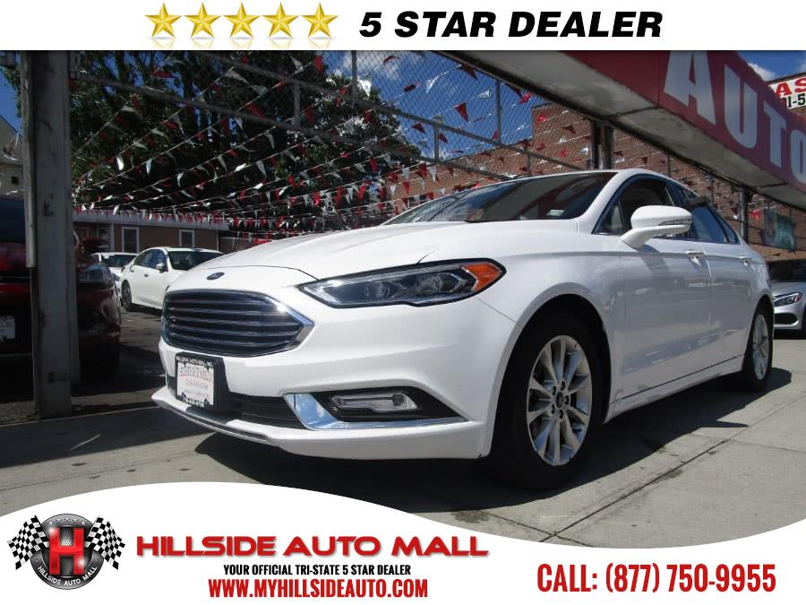 2017 Ford Fusion SE FWD Hi folks thank you for taking the time out of your busy day and looking at